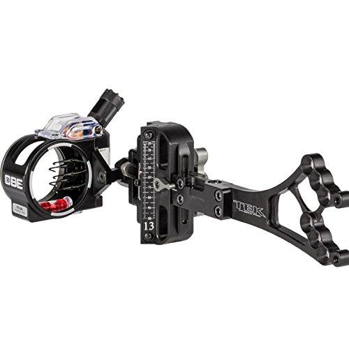Custom Bow Equipment CBE 1 Pin 019 Tek Hybrid Pro Sight Right Hand Black