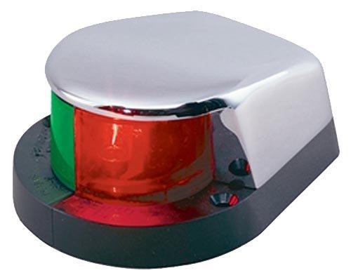 Perko 1310DP0CHR Chrome Bi-Color Marine Bow Light
