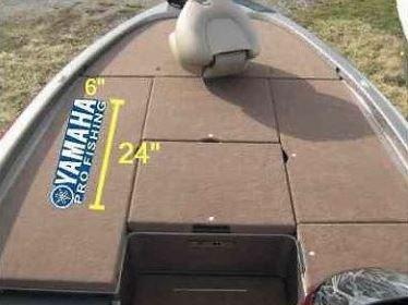 Large 24 Carpet Graphic YAMAHA Pro Fishing for BASS fishing sponsor