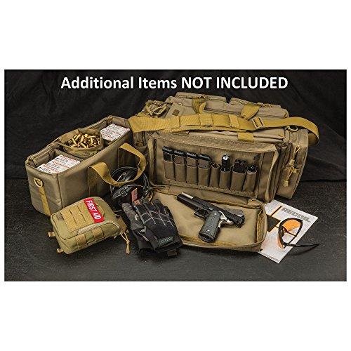 511 Tactical Range Ready Multiple Pistol Ammo Bag 43L Style 59049