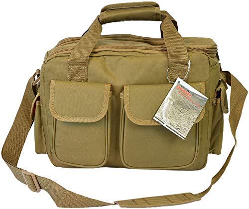 Explorer Hardstone 5 Pistol Tactical Range Go Bag Tan