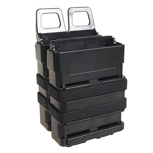 Loglife Tactical Magazine Pouch Bag Holster 556 FastMag for M4 MAG Polymer Black DE FG BK