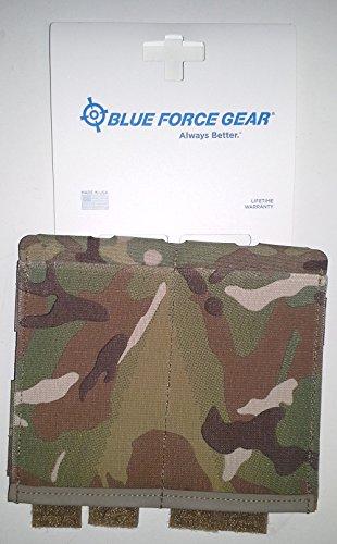 Blue Force Gear HW-TSP-M4-2-MC Ten-Speed Double Mag Pouch Multicam