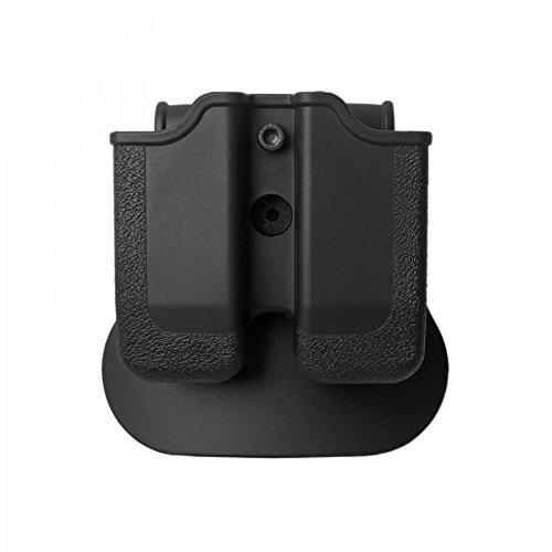 IMI Defense Double Magazine Tactical Mag Pouch EAA WITNESS 940 KELTEC P11 P40 Pistol Handgun