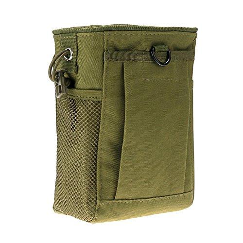 Etopsell Tactical Dump Pouch Molle Magazine Dump Drop Pouch Utility Bag