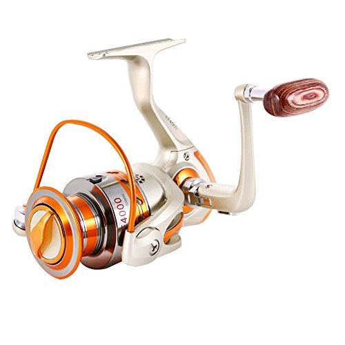 High Speed LeftRight Interchangeable 12BB Saltwater Freshwater Wheel Gear Spinning Fishing Reels