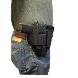 Nylon Belt or Clip on Gun Holster Fits Smith&Wesson CS40 CS45