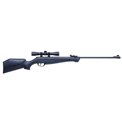 Crosman CSNP2SX Shockwave NP Synthetic Stock Nitro Piston Hunting Air Rifle with 4x32 Scope 22-Caliber