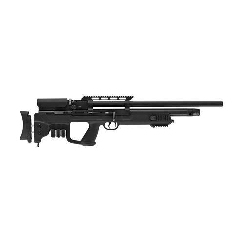 Hatson Gladius PCP Air Rifle 22 Caliber 1940 Barrel 10 Rounds Synthetic Stock Black