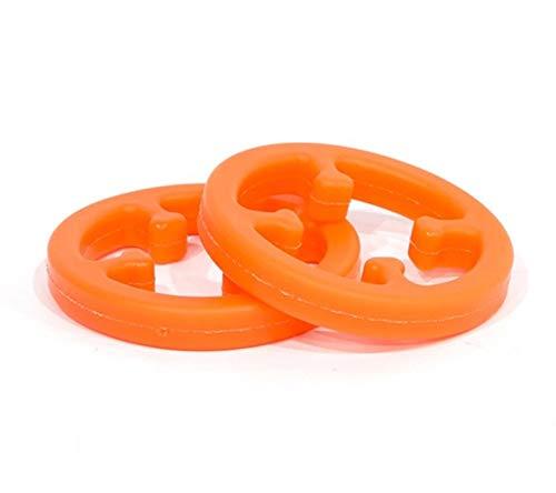 LimbSaver Broadband Accessory Bow - Orange 2 Pieces