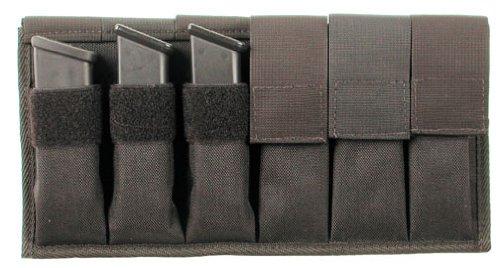Bagmaster Six Pocket Magazine Pouch - Belt