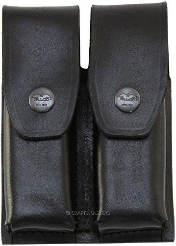 Sig Sauer P238 Leather Double Magazine Pouch