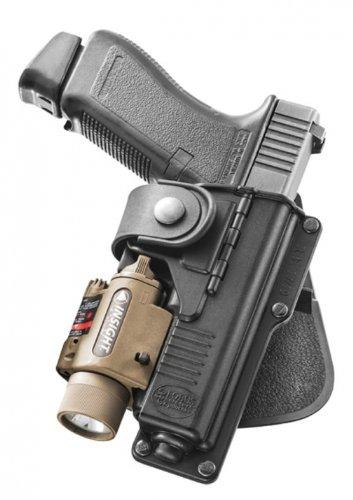 Fobus RBT17 Paddle Gun Holster