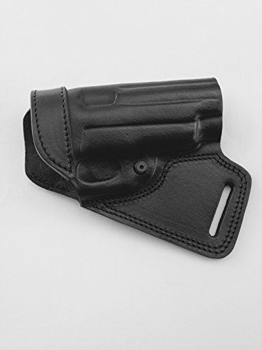 Heckler Koch USP Full-Size 9mm Small of Back SOB Leather Belt Holster