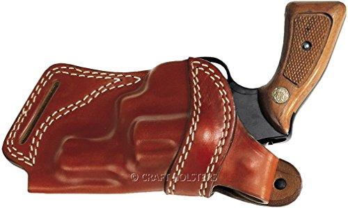 Kimber K6s Leather SOB Holster