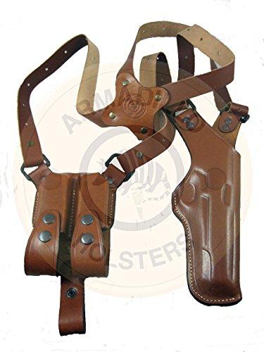 Armadillo Holsters Vertical Shoulder Holster for Glock Models 17 19 22 23 26 27 31 33 35