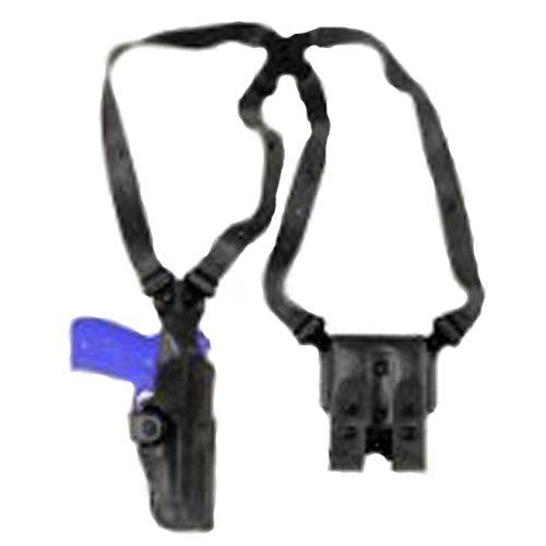 Galco Vertical Shoulder Holster System for 1911 5-Inch Colt Kimber para Springfield