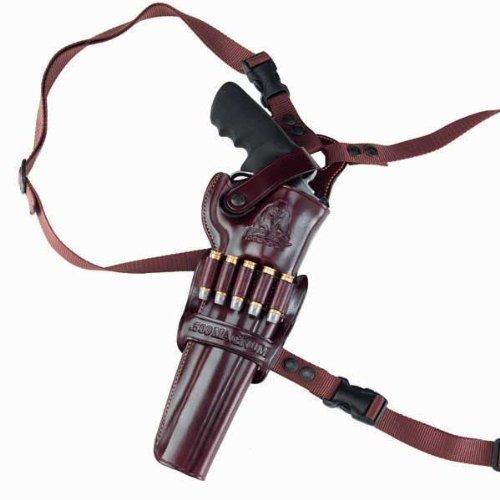 Galco Kodiak Shoulder Holster Black 7-12-Inch Ruger 44 Super Blackhawk Right Hand