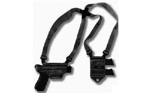 Galco Miami Classic II Shoulder Holster RH Black S&W M&P SHIELD 940 MCII652B