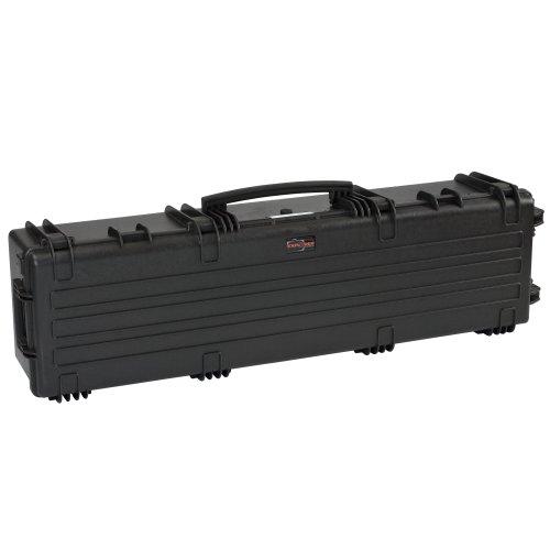 Explorer Cases 13527 B Waterproof Gun Case with Foam Large Black