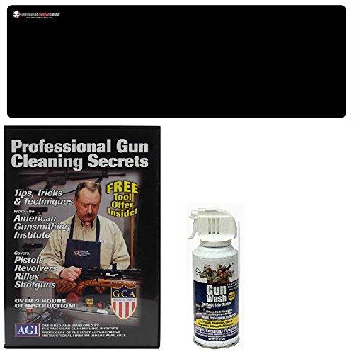 AGI DVD Professional Gun Cleaning Course Secrets CZ75 CZ-75 CZ52 CZ-52  Ultimate Arms Gear Bench Gun Mat  Gun Wash