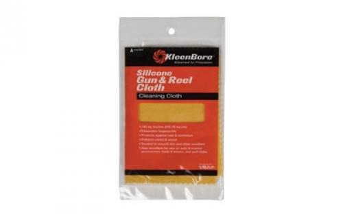 KleenBore Silicone Cloth Gun Reel 10Pk Poly Bag