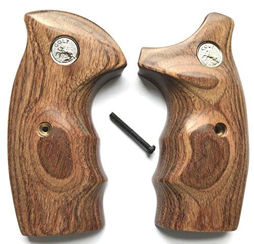 Colt Detective Special Grips  Colt Diamondback Grips Colt D Frame Walnut