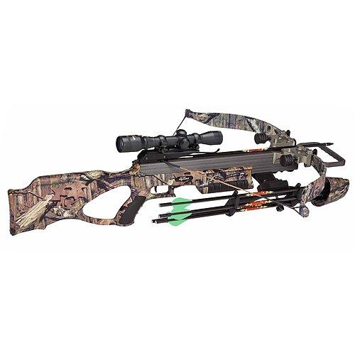 Excalibur Crossbow Matrix 310 Crossbow with SMF Scope Infinity 220-Pound