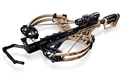 Bear X Crossbows Archery Fisix FFL Crossbow Package Field Dark EarthTan 34