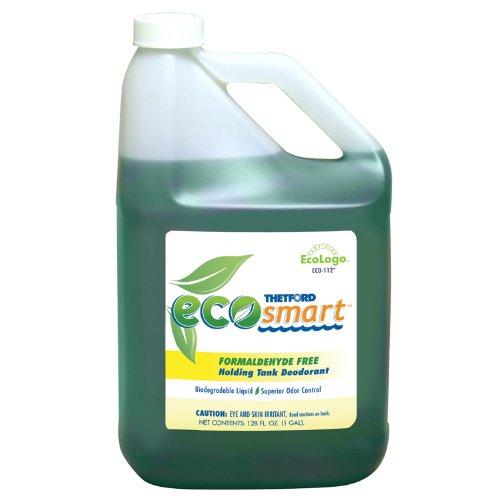 Eco Smart RV Holding Tank Deodorant - Waste Digester - Detergent - 128 oz - Thetford 369677