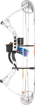 Diamond Archery 2017 Edge Sonar Yeti Package Left Hand 5-55 Lbs