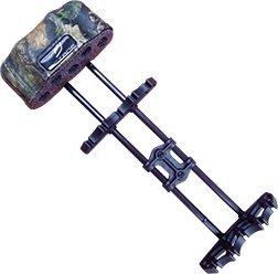 Diamond Archery 95545BUC Octane Deadlock Lite 1pc 5 Arrow Quiver Breakup Country