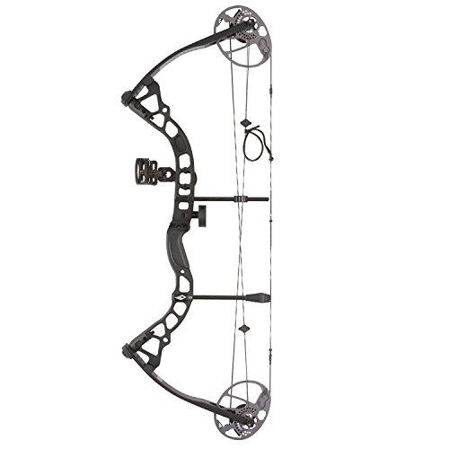 Diamond Archery Prism Left Hand 5-55 Compound Bow Black