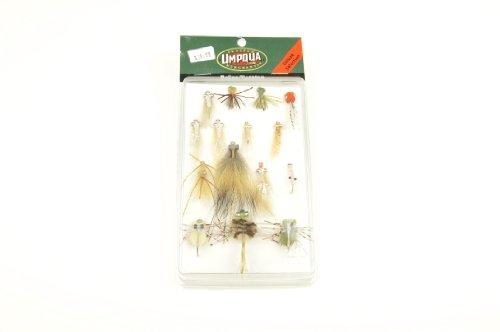 Umpqua Fly Fishing BelizeYucatan Deluxe Fly Selection