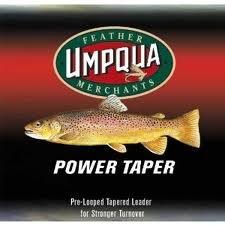 Umpqua Fly Fishing Power Taper 75 Leader