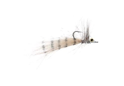 Umpqua Bonefish Permit Fly Fur Shrimp Fly - 3 Pack