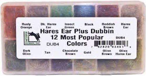 Hares Ear Plus Dispenser by Hareline Dubbin