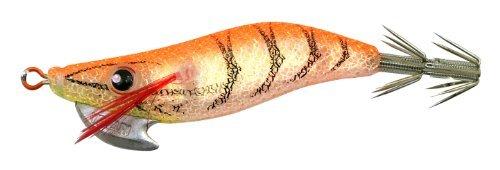 Yo-Zuri Squid Jig Series EGI Auri-Q RS Fishing Tackle 16 Luminous Orange