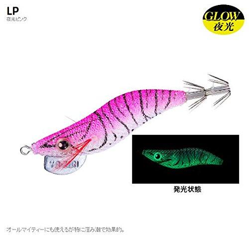 Yo-Zuri Squid Jig Series EGI Auri-Q RS Fishing Tackle 18 Luminous Pink