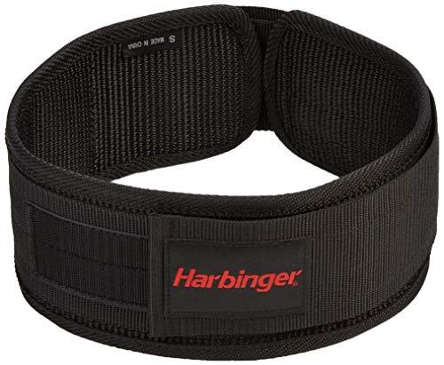 Harbinger 4-Inch Nylon Weightlifting Belt