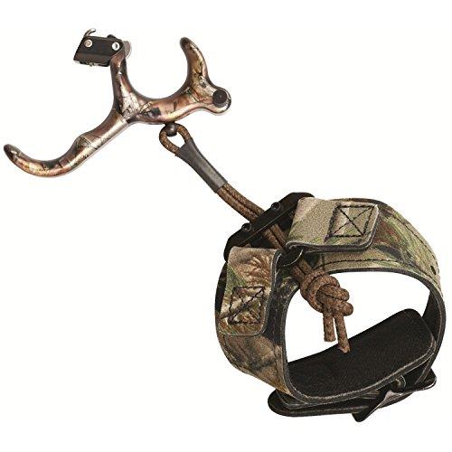 Scott Archery Longhorn Hunter Release 3 Finger Realtree AP