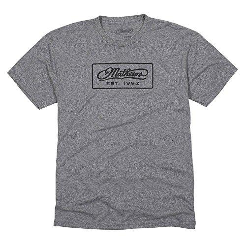 Mathews Archery Badge T-Shirt - Large