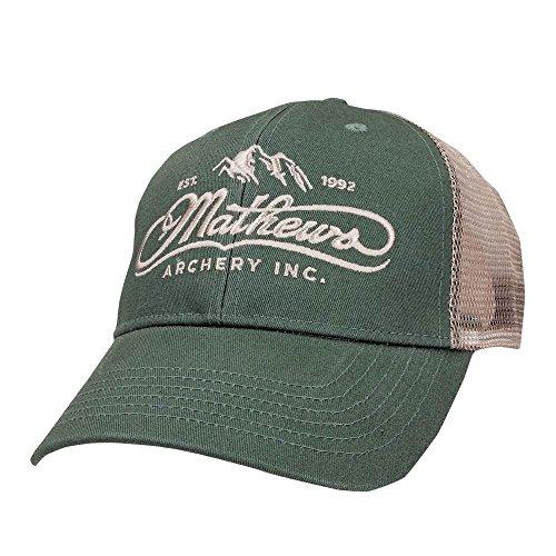 Mathews Archery Green Mountain Cap