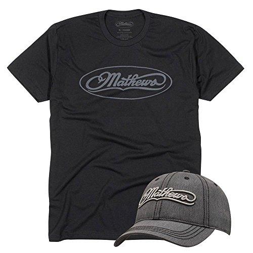 Mathews Archery Hat T-Shirt Combo 2X-Large