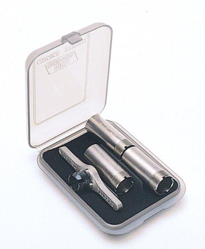 MTM Choke Tube Case 3 Extended Smoke