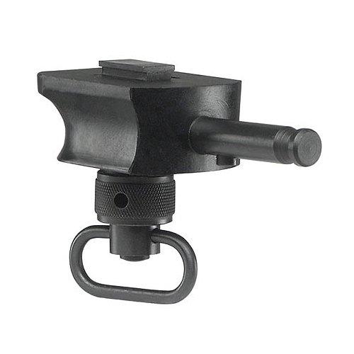 150-602A Armalite AR50 and AR30 Rail Versa-Pod Mount Bipod Rest Adapter