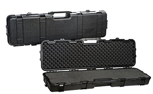Ultimate Arms Gear Black 47 12 Gun Case For AR15 AR-15 AR-10 AR10 M4 M16 A2 A1 Armalite Dpms Stag Savage Arms Rifle Shotgun