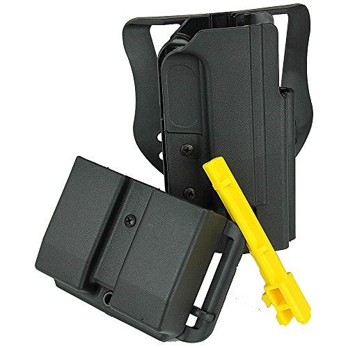 Blade Tech Industries Revolution Combo Pack Belt Fits FNH FNP 940 Holster Right Black