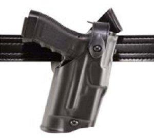 Safariland 6360 ALSSLS Mid-Ride Level-III Retention FNH FNS 9mm X300 Holster Black Right