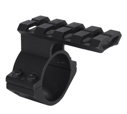 Tactical Barrel Clamp Mount With Rail For 12 Gauge Shotguns And Magazine Tubes Fits Remington 870 1100 11-87 SP-10 Mossberg 500 835 Maverick 88Winchetser 1300